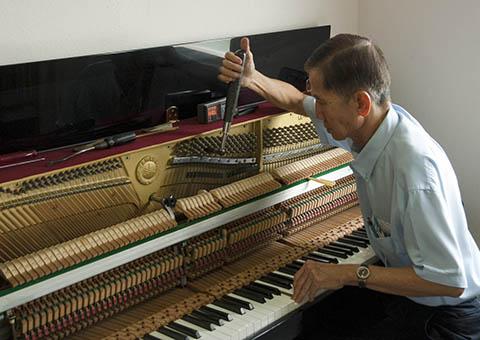 Kawai Upright Piano >> Piano Tuner & Technician in Penang | Lim Yau Nam