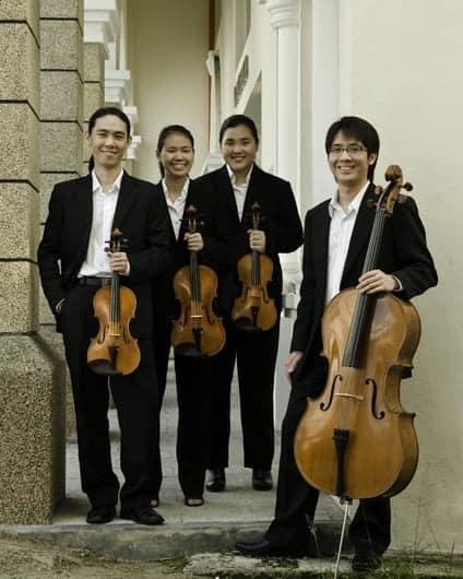 Kester String Quartet | String Quartet for weddings & events